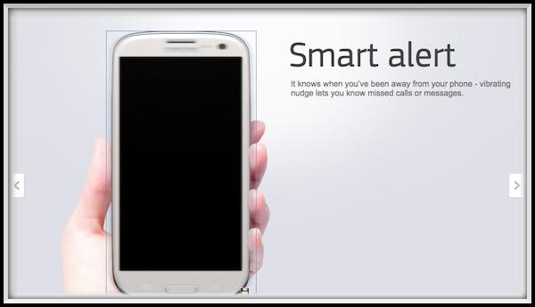 Smart alert