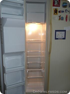 clean-freezer