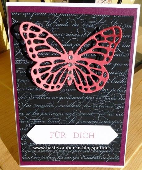 Schmetterling - Für dich-fertig