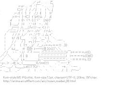 [AA]Reiner Rubin Machine gun (Rozen-maiden)