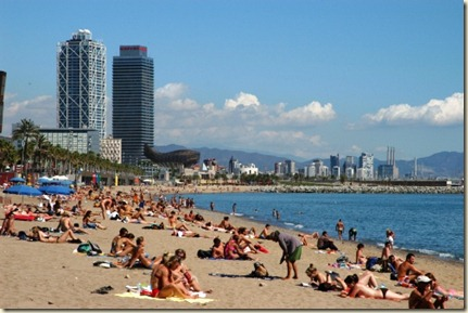 La Barceloneta-