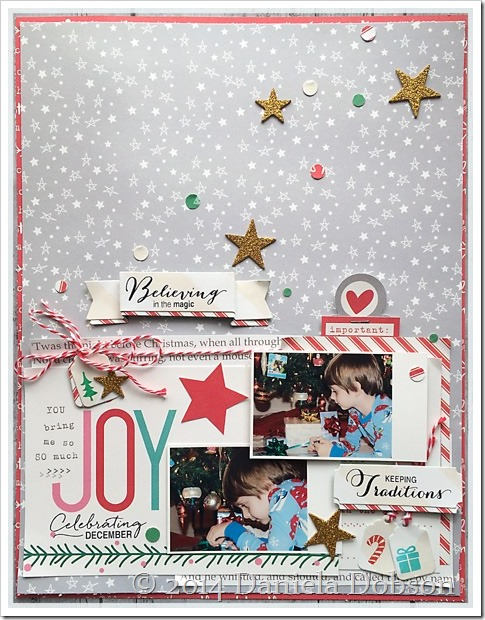 Celebrating December by Daniela Dobson