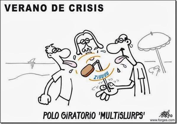 crisis polo giratorio