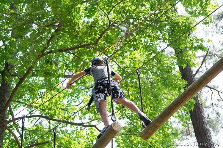 Callaway Gardens Treetop adventure blog-18
