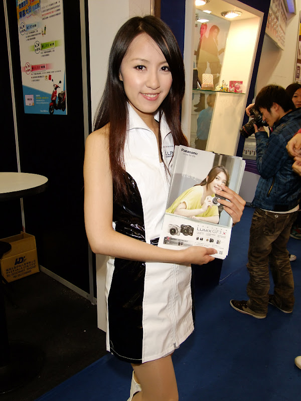 2011 資訊月 SG