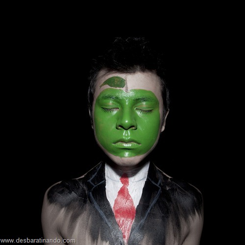 pintura de rosto desbaratinando (5)