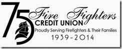 Firefighters OK 75 logo_art deco