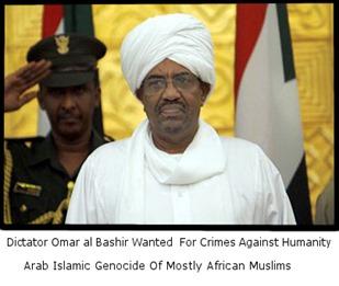 dictator Omar al-Bashir
