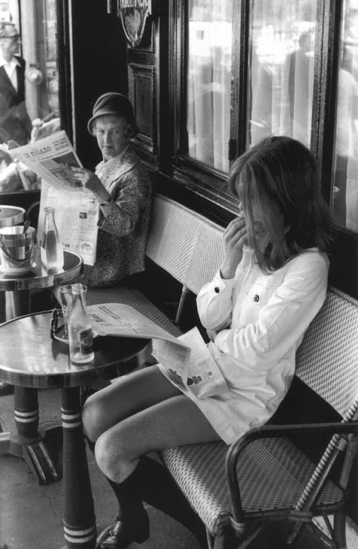By Cartier Bresson