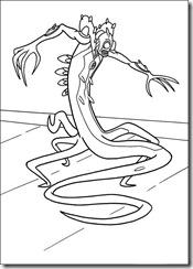 ben10-56 desenhos para colorir do Ben 10 esquisitão