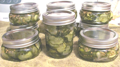 B.B pickles finished