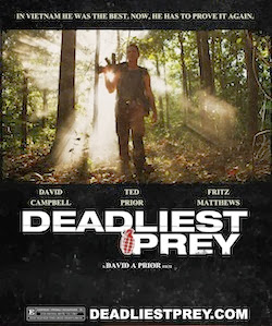 Deadliest prey cover