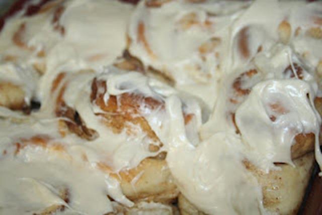 gooey cinnamon rolls