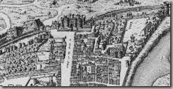 La Bastille et l'hotel Saint-Pol