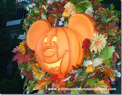 Fall Disney World