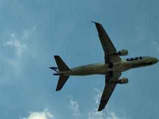 komentator omylnie nazwał go embrayerem  a to boening 737