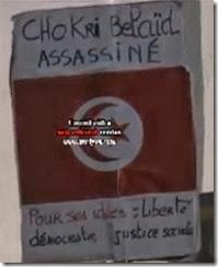 Tunísia redige Constituição no meio de assassinato de opositores. Jan.2014