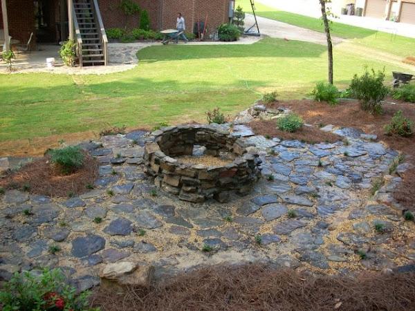 7117365539_2516e159c1_z Stone Fire Pit
