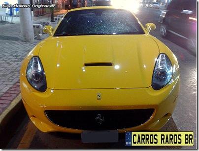 Ferrari California amarela (6)