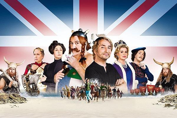 «Αστερίξ και Οβελίξ στη Βρετανία » (8,9,10-12-2012) (video)