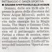 Rassegna Stampa 2013
