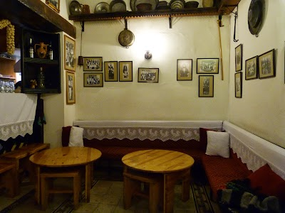Restaurant traditional albanez in Tirana