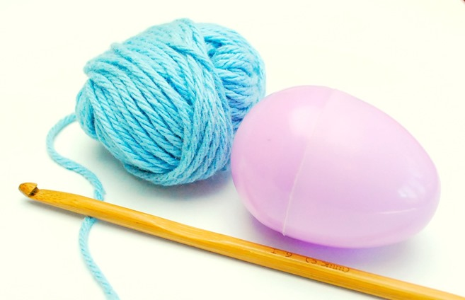crochet easter eggs 1