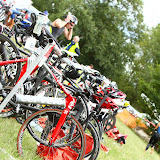 Nonstop Triathlon 2011 | Wechselzone See