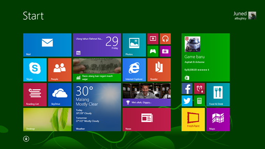 Free Download Windows 8.1 Pro Final Version 32-bit & 64-bit 01