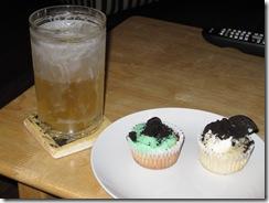 2012 birthday dessert