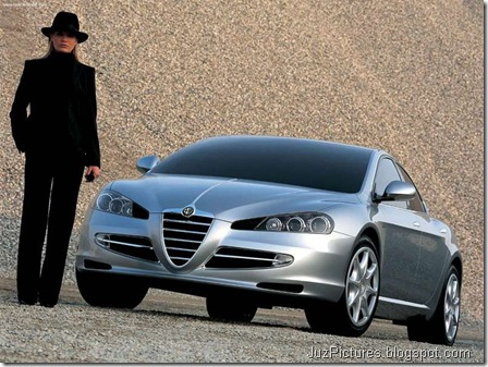 Alfa Romeo Visconti Concept ItalDesign (2004)4