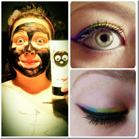 Immagine Ricette di Make up Collage