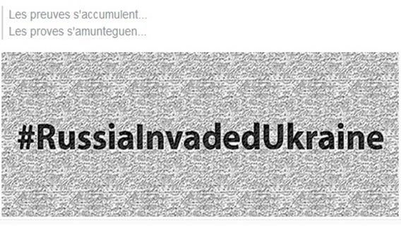 Invasion en Ucraïna