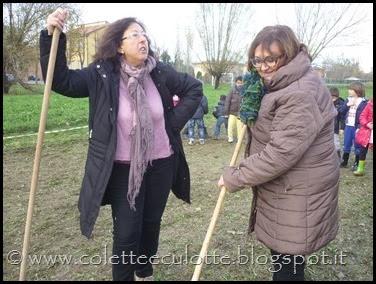 I bambini delle classi 1° della Scuola Primaria di Padulle piantano il grano! (38)