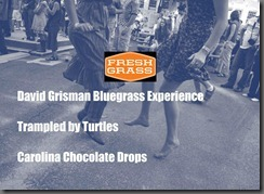 Heavy Duty Talent to Headline 2nd Annual FreshGrass Festival at MASS MoCA!