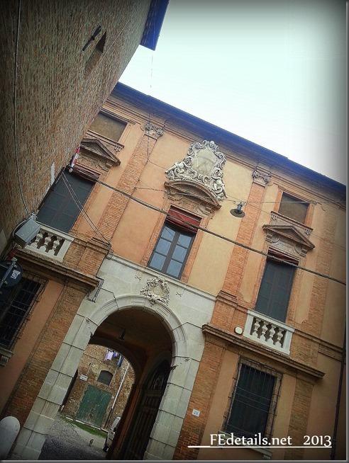 Palazzo Todeschi, Ferrara, Italy - Photo2