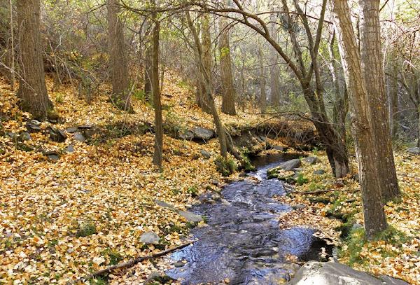 Barranco del Pueblo - Lanteira - Sierra Nevada