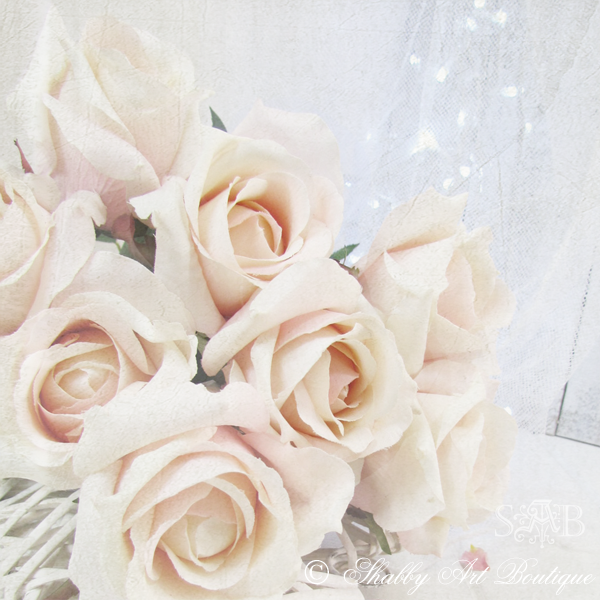 Shabby Art Boutique summer roses 4