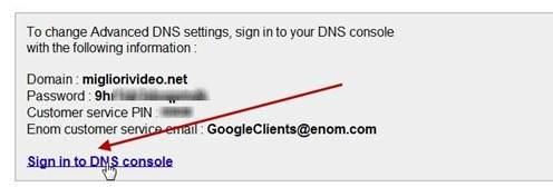 dns-google-apps
