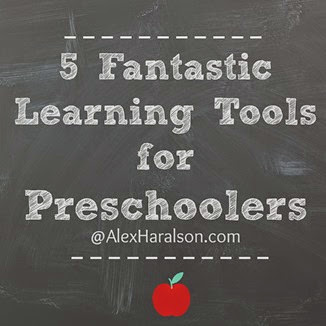 learning tools for preschoolers