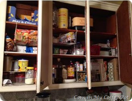 Pantry Sweep