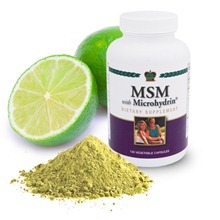 MSM with Microhydrin