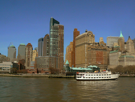 Obiective turistice New York: Manhattan Sud