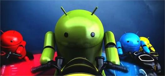 Todo lo que querías saber de Android 4 Ice Cream Sandwich