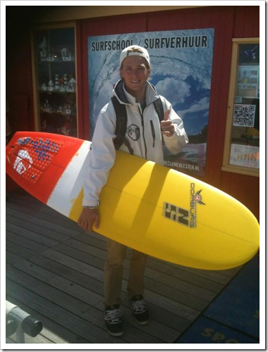 ollie NS Boards Sportshop Domburg