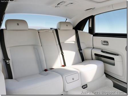 Rolls-Royce Ghost Extended Wheelbase4