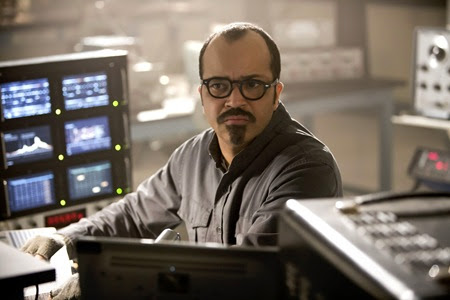 Jeffrey Wright in Mockingjay Part 1