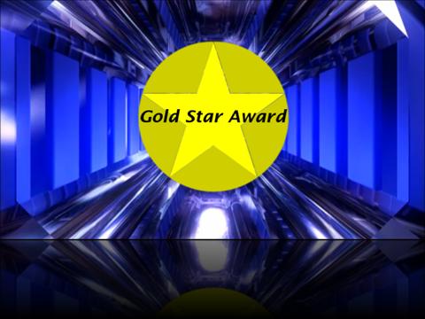 GoldStarAward