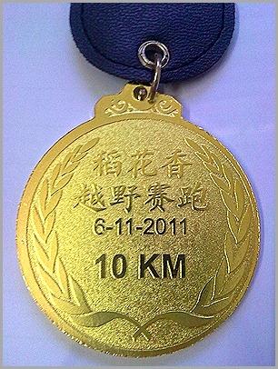padi medal b