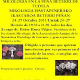 jornadas micologicas 2011